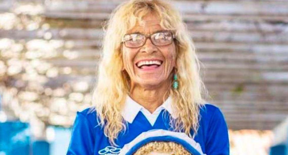 Cruzeiro   Hincha emblemática murió tras confirmarse descenso a la segunda división en Brasil   FOTO