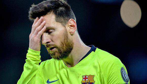 """""""Messi sería más grande en el Real Madrid, sin lugar a dudas"""", dijo un exBoca Juniors"""