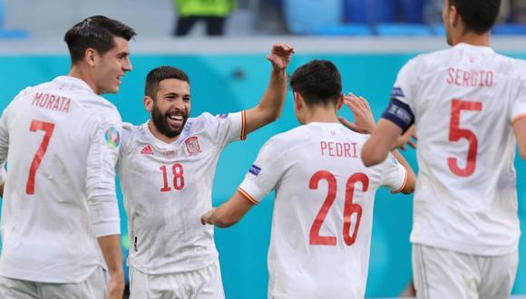 España vs. Italia juegan por el pase a la gran final de la Eurocopa 2021. (Foto: Reuters)