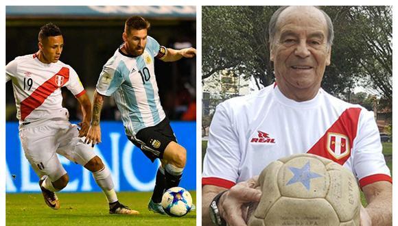 Prensa argentina reaccionó ante las palabras de 'Cachito' Ramírez.