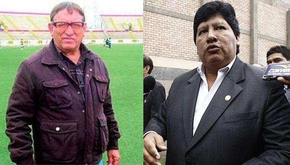 """Dirigente Alfredo Brito: """"Edwin Oviedo es un corrupto y sinvergüenza"""""""