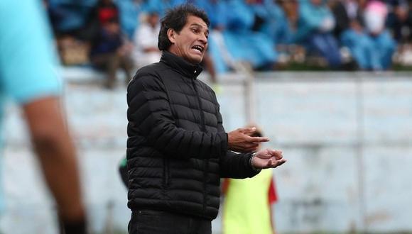 Franco Navarro es el nuevo DT de Deportivo Municipal (Foto: GEC)