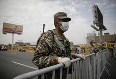 Lima y Callao en nivel de riesgo alto: toque de queda se iniciará a las 11 p.m. desde el lunes 21 de junio