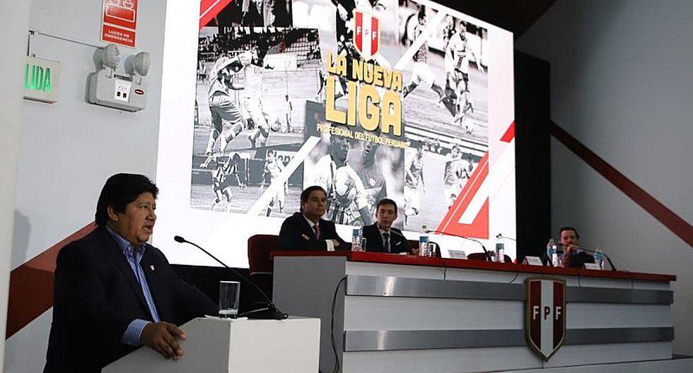 """FPF: """"La Liga de Fútbol Profesional organizará el torneo 2019"""""""
