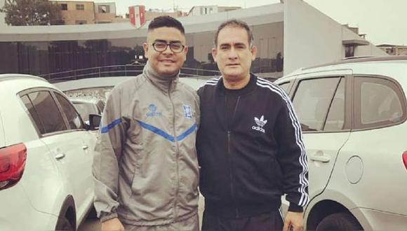 Teddy Cardama dedicó un mensaje de despedida a su hijo Teddy Cardama Gallardo