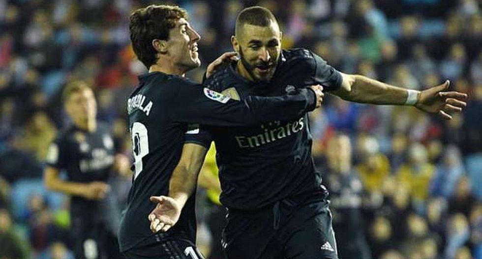 """Futbolista del Real Madrid: """"Estoy enamorado de Karim Benzema"""""""