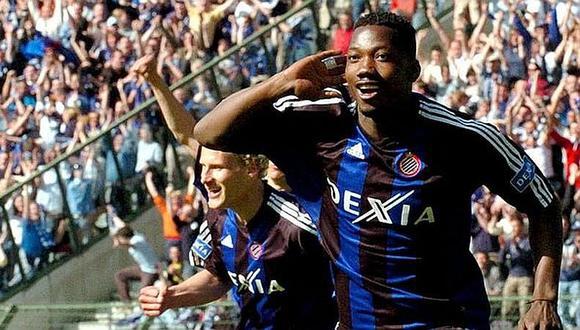 Andrés Mendoza cumple 40: el día que le marcó un golazo al Milan [VIDEO]