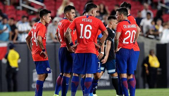 "Selección de Chile   Narración chilena: ""Para no creerlo, califica para vergüenza. Nos ganó un equipo mediocre""   VIDEO"