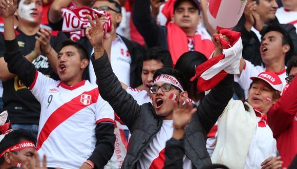 Los hinchas podrán volver a disfrutar en vivo un partido de la selección peruana. (Foto: Archivo GEC)