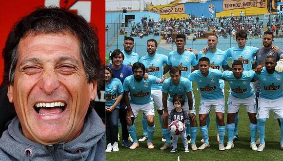 Los dos jugadores de Cristal que Mario Salas se llevaría para reforzar a Colo Colo