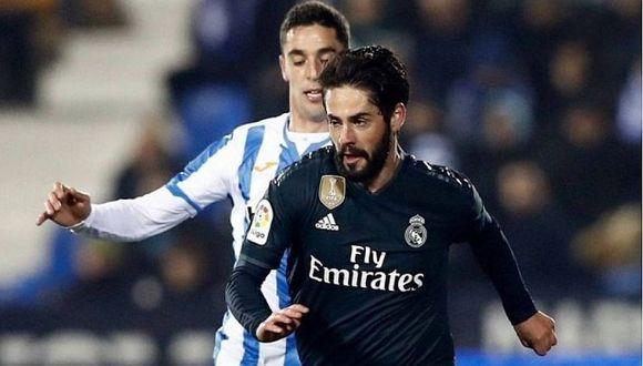 Real Madrid cayó ante Leganés, pero avanzó en la Copa del Rey