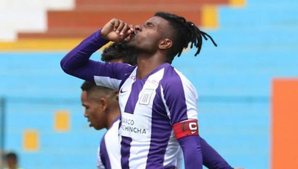 Carlos Ascues - 450 mil € (Foto: GEC / Liga 1)