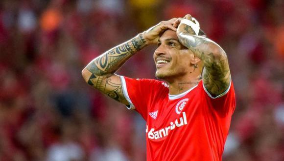 El periodista cuestionó la estadística de goles del delantero peruano.