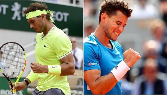 Rafael Nadal Vs Dominic Thiem En Vivo Por La Final Del Roland Garros Vía Espn Otros Deportes El Bocón