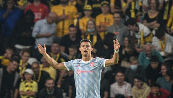 El cambio de Cristiano Ronaldo le trae problemas a Ole Gunnar Solskjaer. (Foto: AFP)