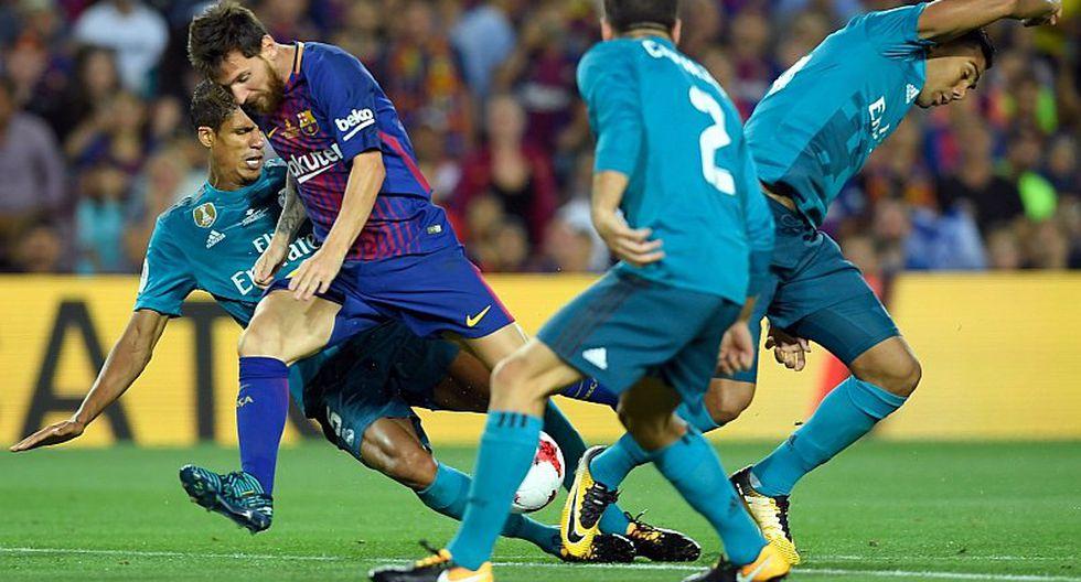 Barcelona vs. Real Madrid: se anuncia la fecha y hora del próximo clásico