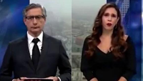 Federico Salazar se pronunció indignado tras agresión de periodista en Ayacucho. (Foto: Captura de video)