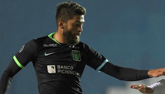 Rubert Quijada llegó a Alianza Lima en la temporada 2020. (Foto: GEC / Liga 1)
