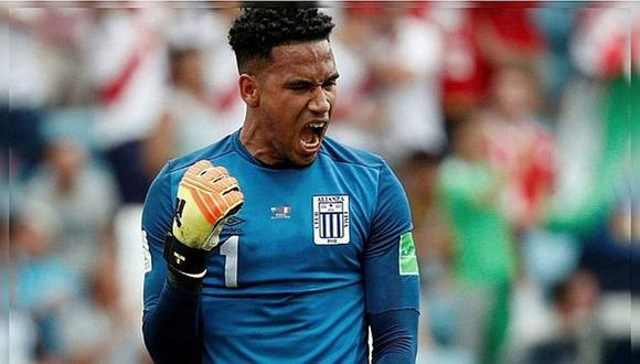 Pedro Gallese revela la razón por la que dejaría Alianza Lima tras la Copa América 2019