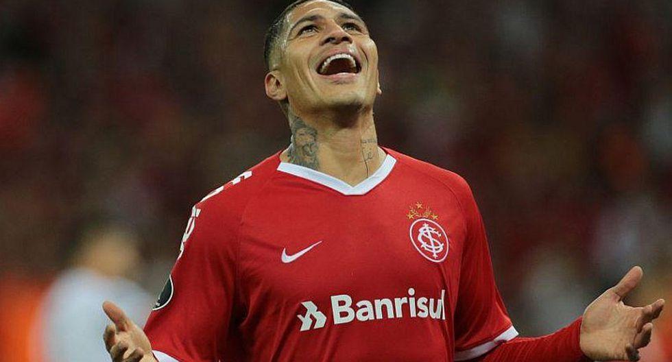 Selección peruana | Paolo Guerrero: directivo de Inter viajará a Lima para evitar que delantero sea convocado