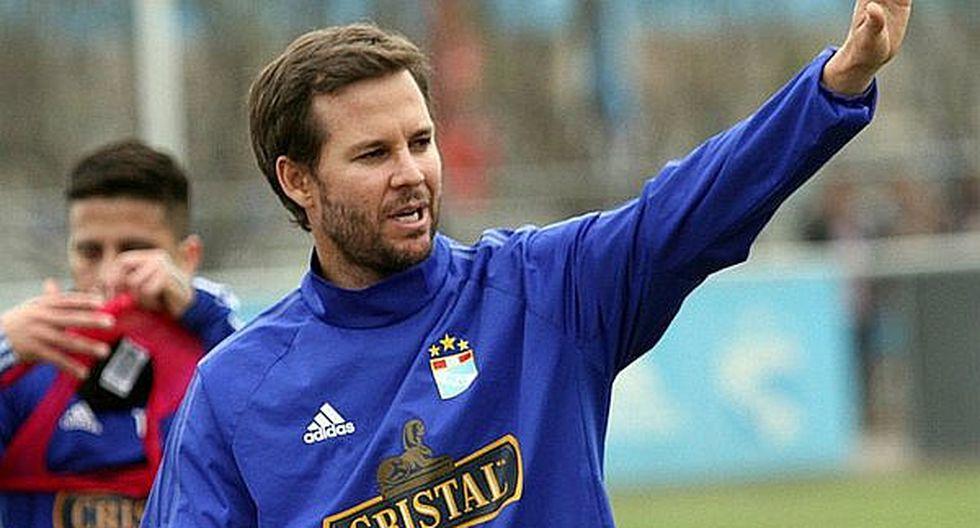 Sporting Cristal | Manuel Barreto respondió a las críticas que recibió por su pasado en Universitario de Deportes
