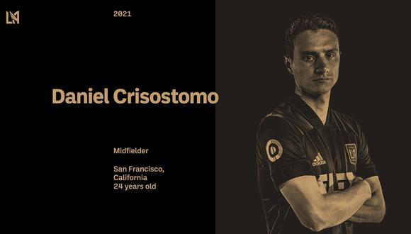 Daniel Crisostomo