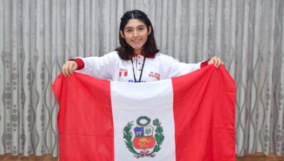 Ajedrecista peruana gana medalla de oro en Festival Panamericano de la Juventud 2021. (Foto: Trome)