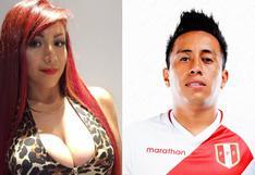 Daysi Araujo revela que Christian Cueva la invitó a Brasil para la Copa América