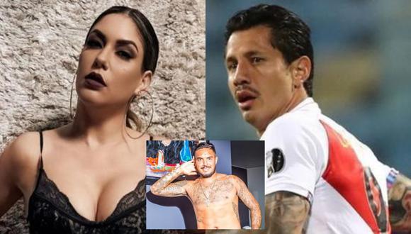 La modelo también se unió a la fiebre por Gianluca Lapadula con la selección peruana