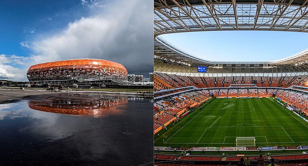 Rusia 2018: Conoce el estadio donde Perú jugará contra Dinamarca [FOTOS]