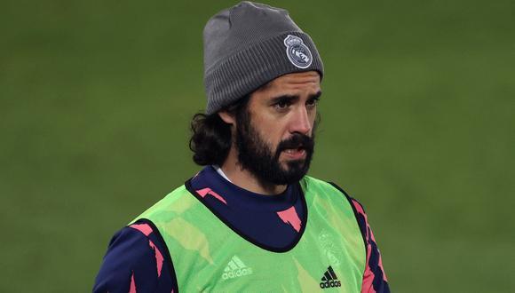 Real Madrid habría tasado a Isco en 20 millones de euros. (Foto: EFE)