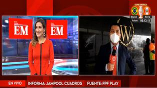 Periodista Alvina Ruiz realiza extraña pregunta sobre Lapadula y Neymar