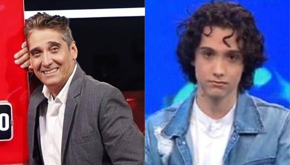 Vasco Madueño le responde a Guillermo Dávila luego que cantante realizó comunicado sobre su paternidad. (Foto: @guillermodavilaoficial/Captura ATV).