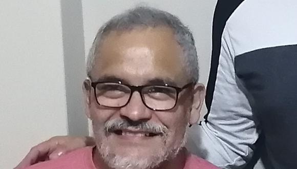 Luigi Edgardo Vassallo Fernández (47) está desaparecido desde el pasado 7 de octubre. (Foto: álbum familiar)