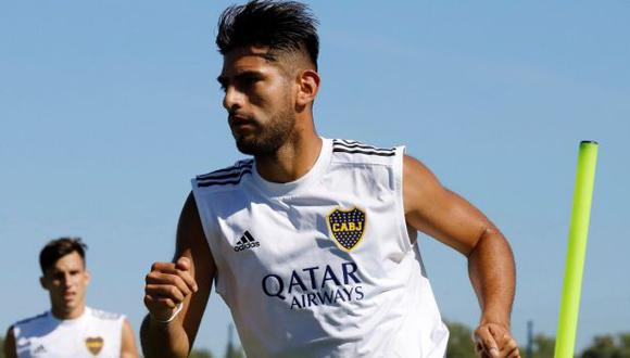 Boca Juniors reportó un incidente con Carlos Zambrano. (Foto: Boca Juniors)
