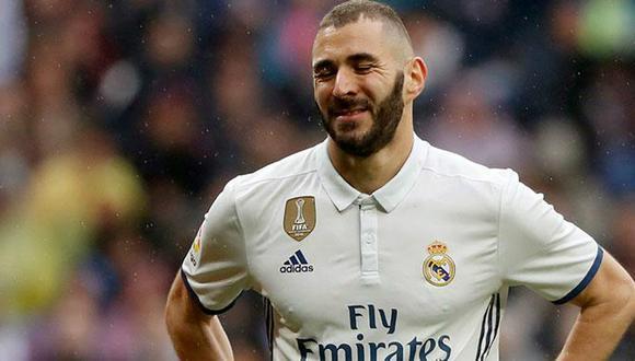 Real Madrid vs Atlético Madrid: Karim Benzema y la gran chance que falló solo [VIDEO]