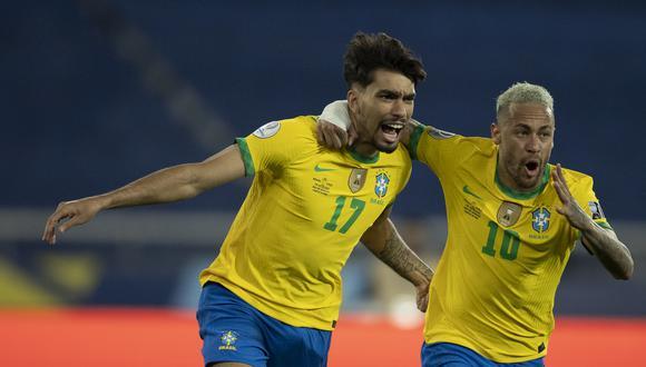 Brasil derrotó 1-0 a Chile y enfrentará en semifinales a Perú