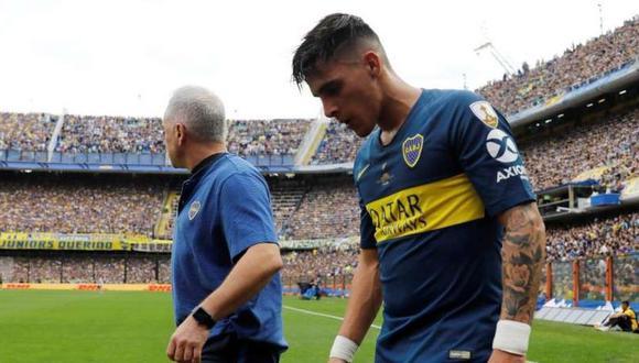 No terminan los problemas para Cristian Pavón acusado de abuso sexual (Foto: Reuters)
