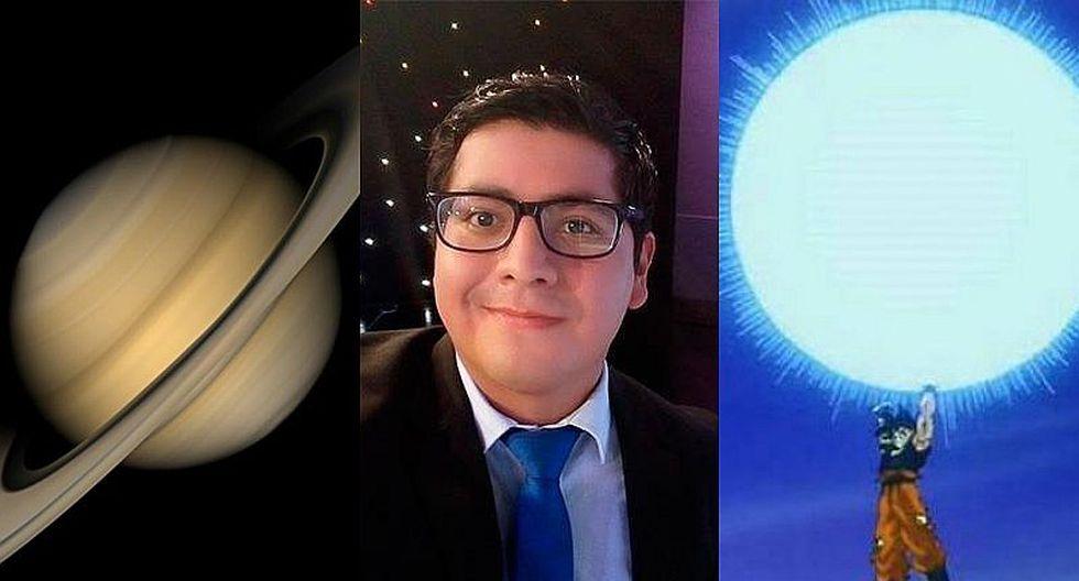 Qué significa la 'Línea de Saturno', 'Genkidama' y otras frases, según Jehofred Sulca en la Copa América 2019   VIDEOS