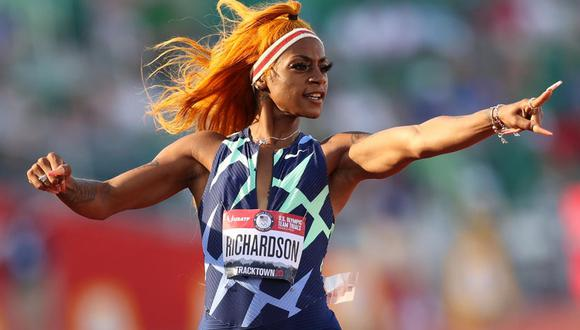 Sha'Carri Richardson se perderá los Juegos de Tokio por fumar marihuana.