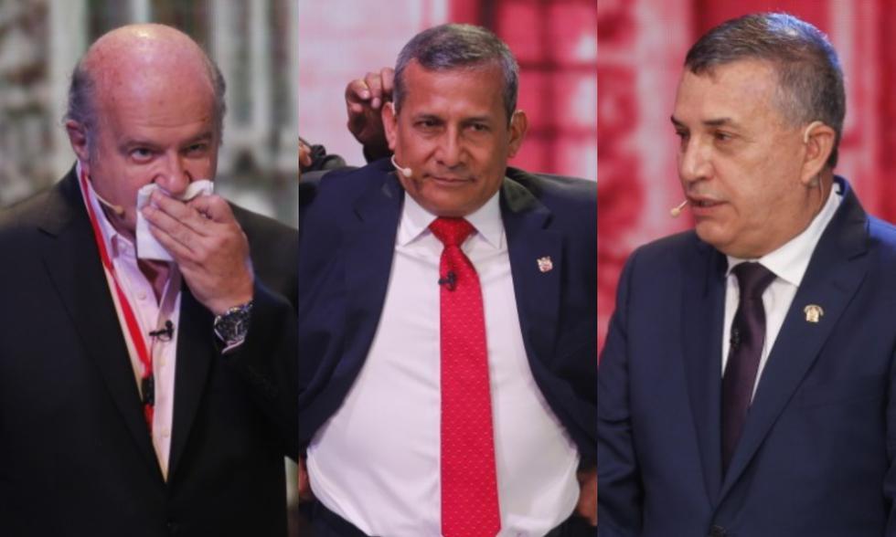 Hoy será el segundo debate del JNE en donde se presentarán 6 candidatos más entre los que resaltan Daniel Urresti, Ollanta Humala y Hernando de Soto.