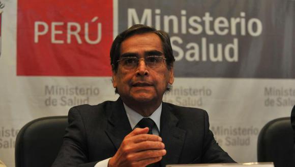 El ministro de Salud, Óscar Ugarte, se pronunció sobre las cifras de la segunda ola de COVID-19 en el Perú. (GEC)