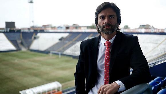 "Benjamin Romero: ""Alianza Lima es una marca poderosa"""