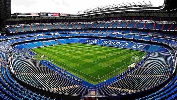 Real Madrid no jugará en el Santiago Bernabéu ante Atalanta. (Foto: AFP)