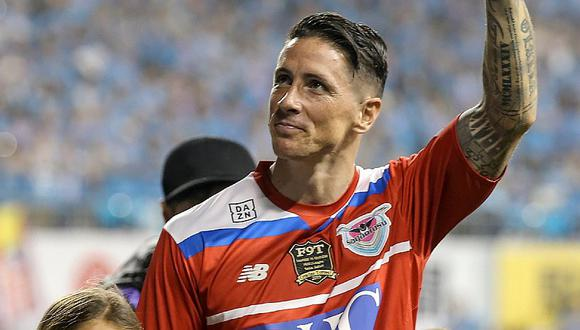 Andrés Iniesta arruina la despedida de Fernando 'Niño' Torres con una goleada 6-1 en Japón | VIDEO