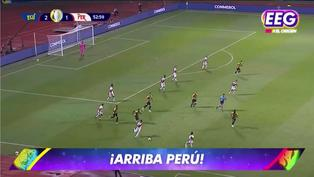 EEG: Gian Piero Díaz comenta sobre el desempeño de Gianluca Lapadula tras empate