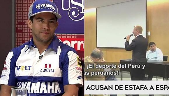Deportistas peruanos denuncian por estafa a ciudadano español