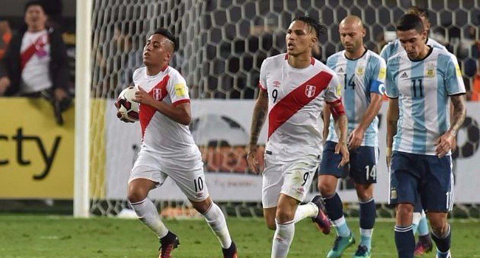 Perú vs. Argentina: duelo en la Bombonera