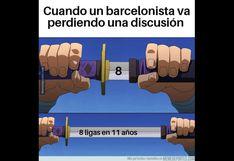 Barcelona vs. Valladolid: mira los mejores memes que dejó el triunfo del equipo de Messi | FOTOS