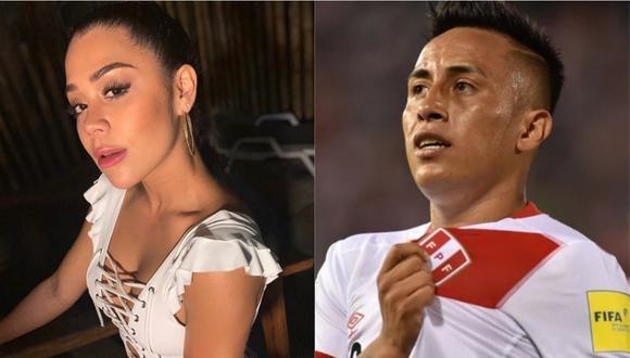 La modelo venezolana,  Alexandra Méndez criticó a Christian Cueva luego de los escándalos que lo rodean en los últimos días.